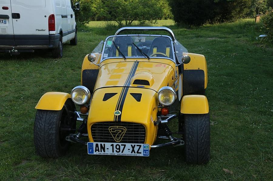 Avis MARTIN REPLIQUE LOTUS SEVEN (TTM GM0) 1.6 L Ford cabriolet 1992 par jbsaule