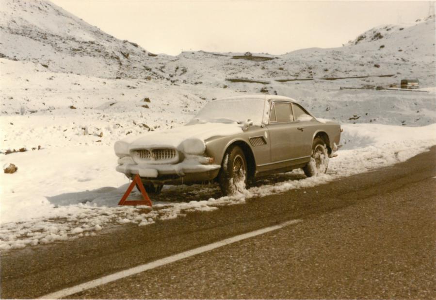 Avis MASERATI SEBRING Serie II 3.7 coupé 1966 par obergerat