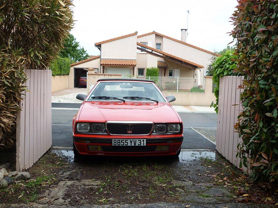 Avis MASERATI SPYDER i (Serie 3) 2.0L V6 220ch cabriolet 1990 par 130245