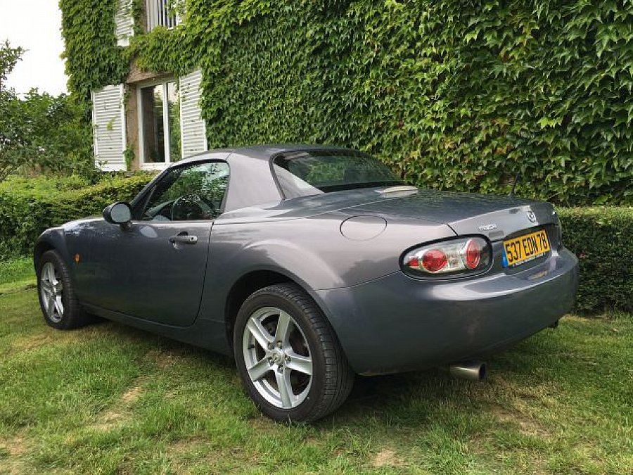 avis mazda mx 5 nc 1 8 mzr roadster coup cabriolet 2007 par motorlegend. Black Bedroom Furniture Sets. Home Design Ideas