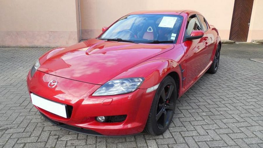 MAZDA RX-8 231 Performance coupé 2004