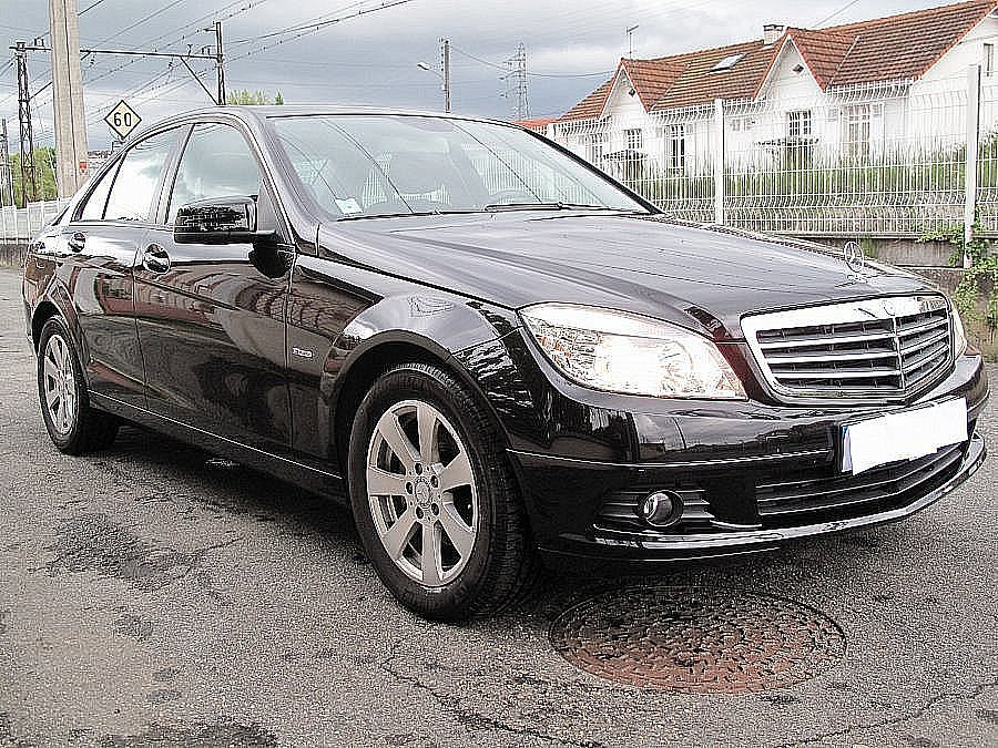 avis mercedes classe c berline w204 180 cdi blueefficiency berline 2010 par mickimy motorlegend. Black Bedroom Furniture Sets. Home Design Ideas