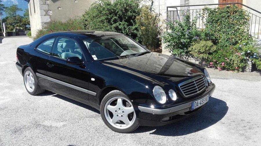 Avis MERCEDES CLASSE CLK Coupé C208 430 coupé 1999 par Taram