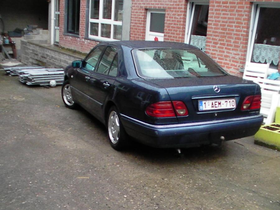Avis MERCEDES CLASSE E Berline W210 220D berline 1997 par alexei