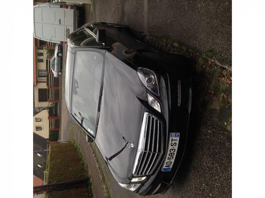 Avis MERCEDES CLASSE E Berline W211 63 AMG berline 2009 par