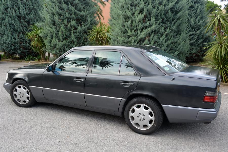 Avis MERCEDES CLASSE E Berline W124 420 berline 1993 par MICHAUX