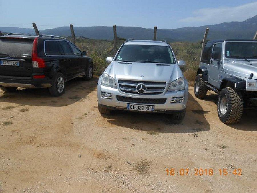 Avis MERCEDES CLASSE GL X164 500 SUV 2006 par