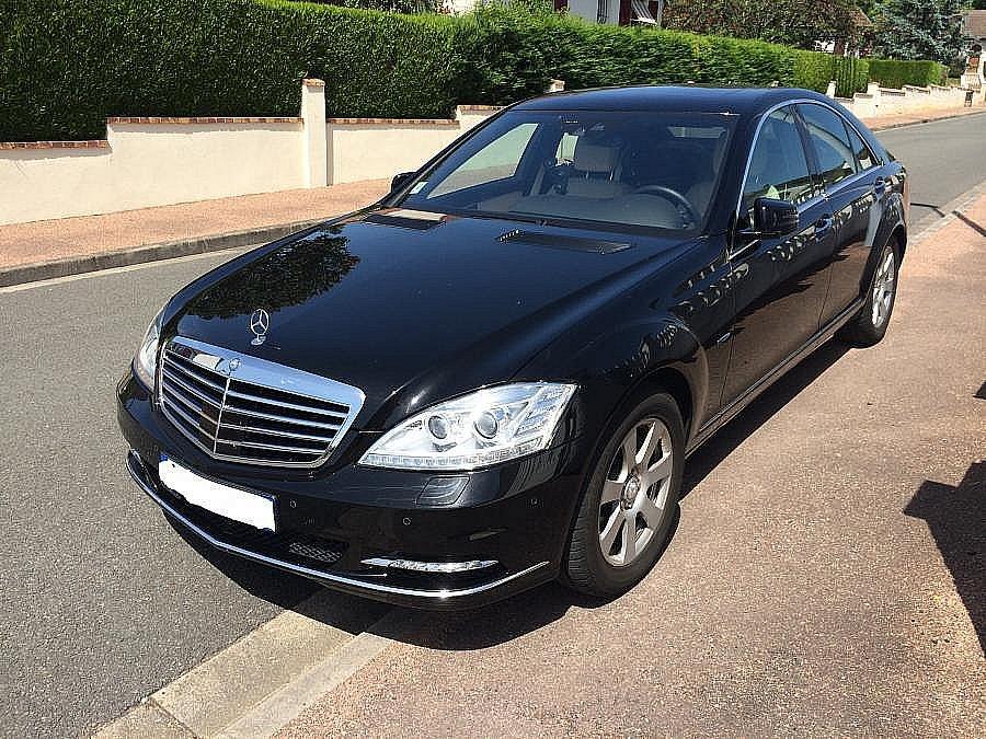 Avis MERCEDES CLASSE S W221 350 CDI BlueTec 3.5L 258ch berline 2012 par COOCKER