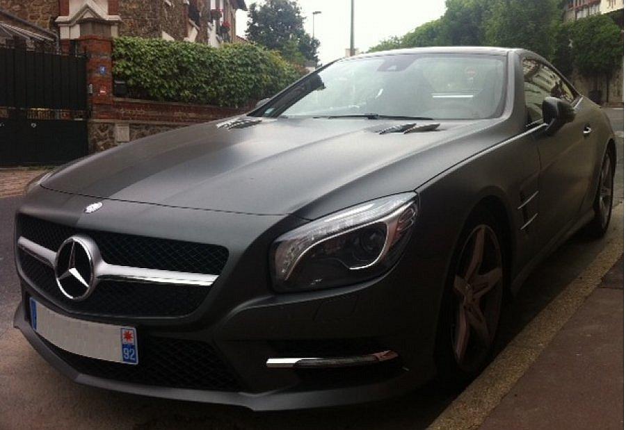 Avis MERCEDES CLASSE SL R231 350 BlueEfficiency cabriolet 2012 par GONNAUD