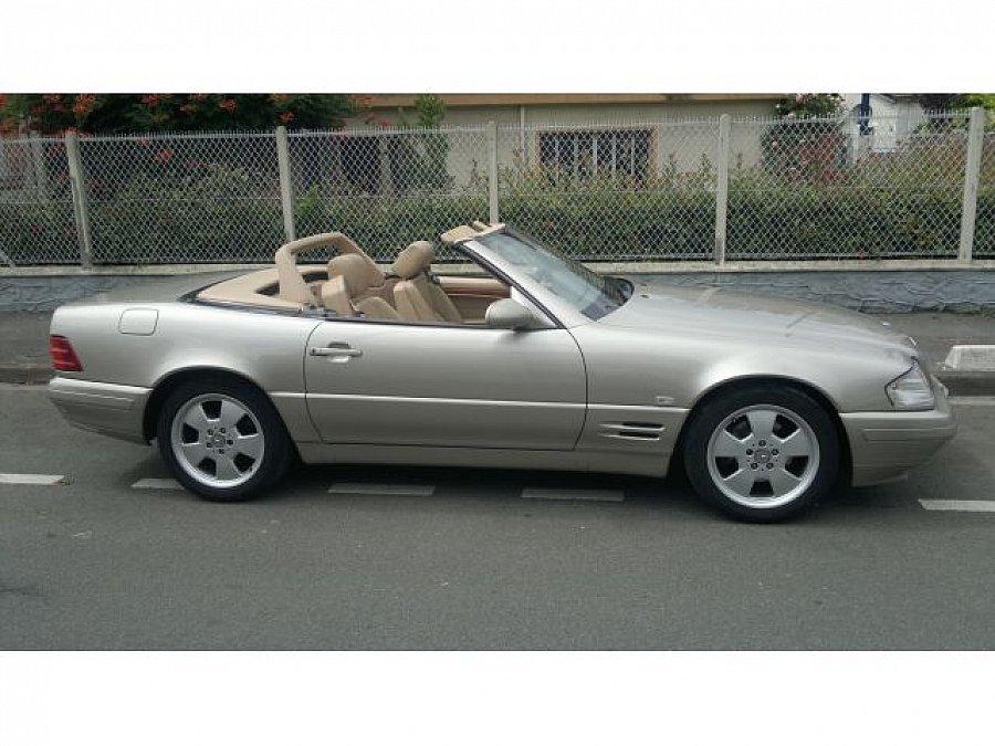 Avis Mercedes Classe Sl R129 320 V6 Cabriolet 1999 Par