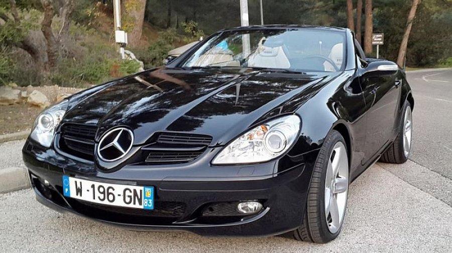 Avis MERCEDES CLASSE SLK R171 200 K 163 ch cabriolet 2005 par porscheforever