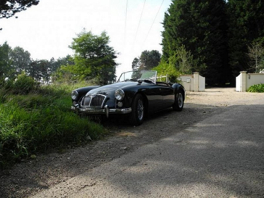 MG A 1600 MKII cabriolet 1962