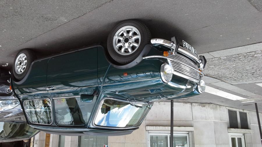 Avis MINI CLASSIQUE BRITISH OPEN berline 1996 par pussy7146