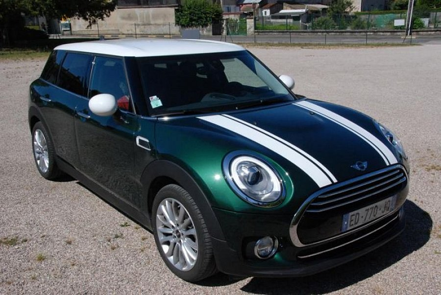 MINI CLUBMAN F54 Cooper D break 2016