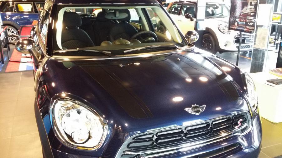 Avis MINI COUNTRYMAN R60 Cooper S All4 4x4 2015 par Oliver92
