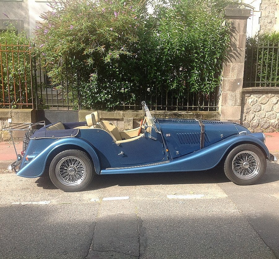 MORGAN PLUS 4 cabriolet 1990