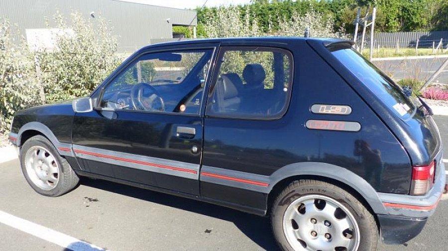 Avis PEUGEOT 205 GTI 1.9 130 coupé 1992 par jcq48