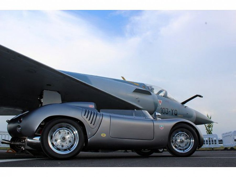 Avis PORSCHE 718 RSK cabriolet 1979 par