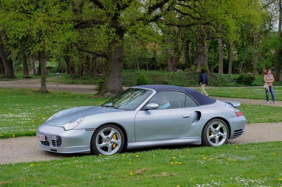 Avis PORSCHE 911 996 Turbo S 3.6i 450ch cabriolet 2004 par T.L