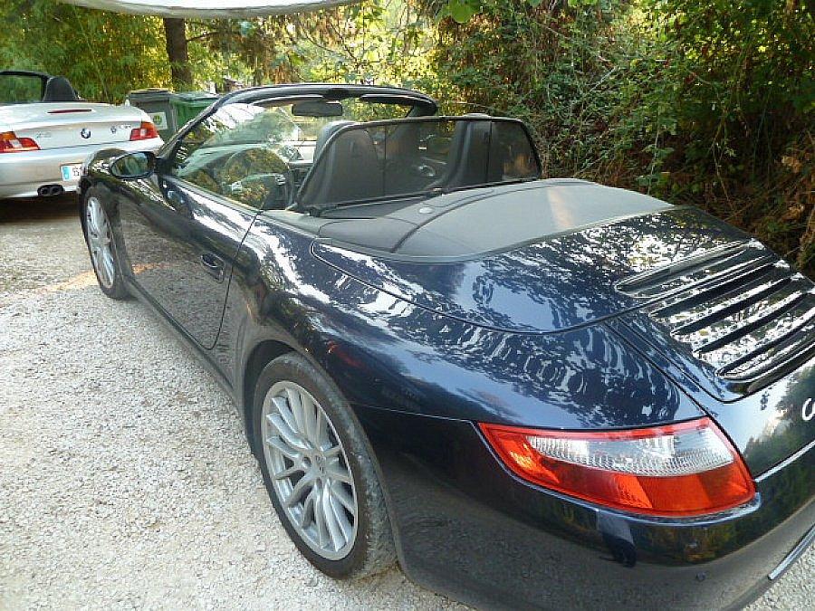 Avis PORSCHE 911 997 Carrera 4S 3.8i 355 ch cabriolet 2005 par xpillet