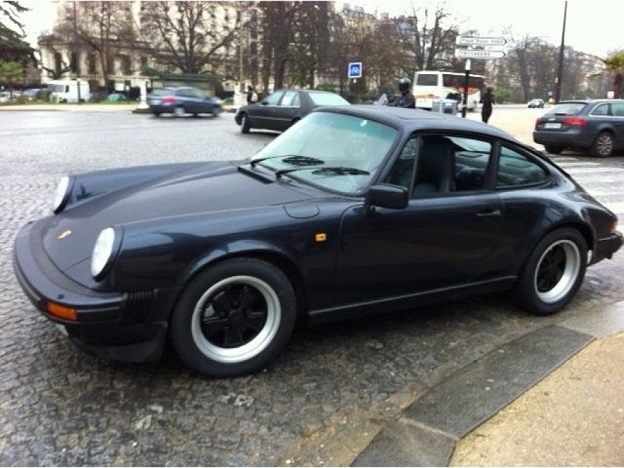 PORSCHE 911 G Carrera 3.2 coupé 1988
