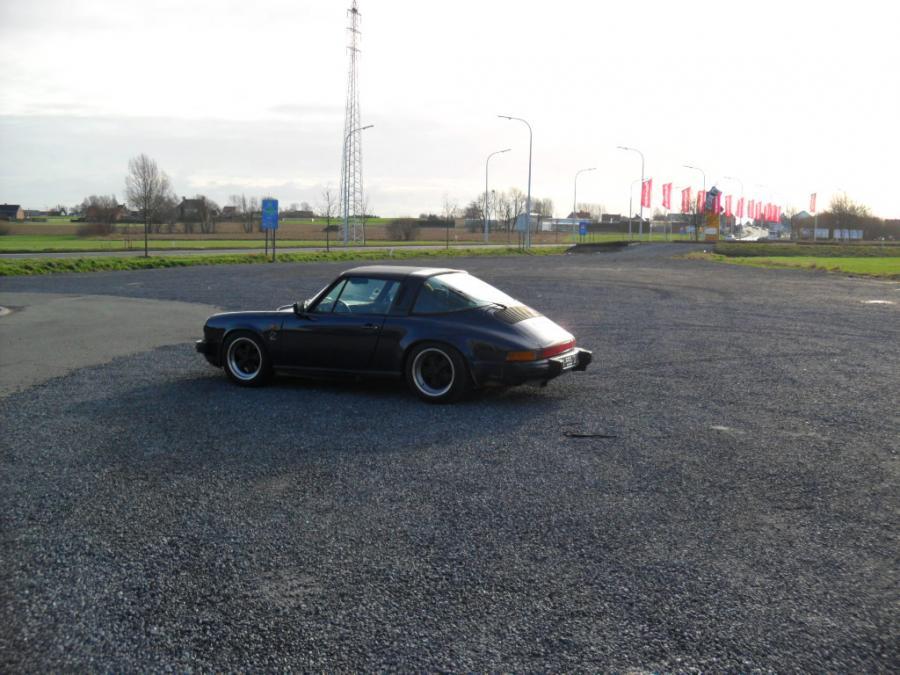 Avis PORSCHE 911 G SC 3.0 Targa targa 1981 par luckyboy
