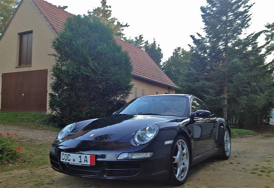 Avis PORSCHE 911 997 Targa 4S 3.8i 385 ch coupé 2009 par Eurosport