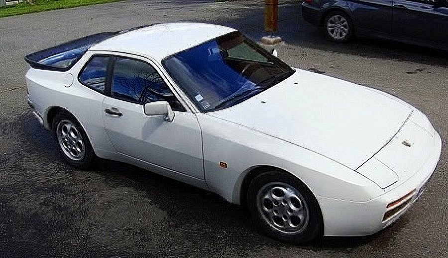 Avis PORSCHE 944 Turbo 2.5 220 ch coupé 1987 par Georges Lauret