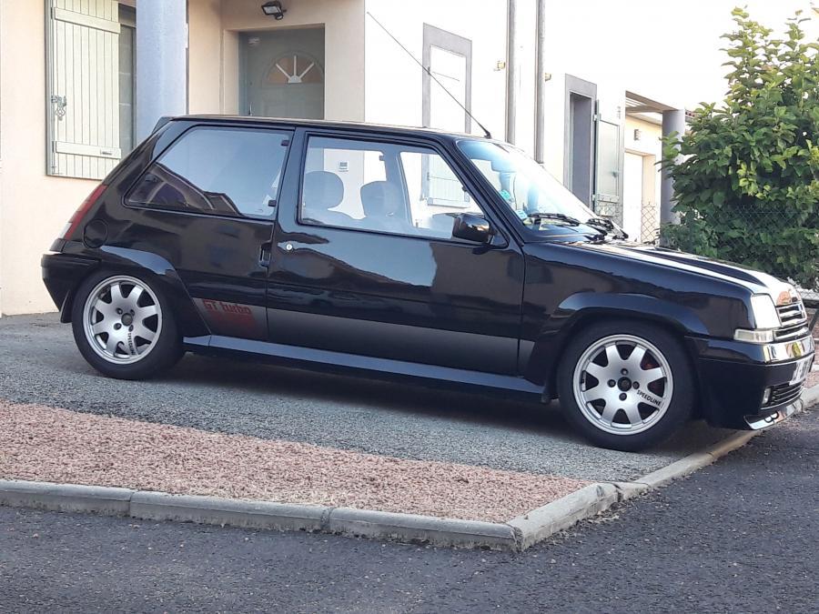 Avis RENAULT SUPERCINQ GT Turbo coupé 1988 par membre-ml-204152