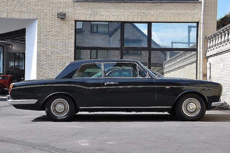 Avis ROLLS-ROYCE CORNICHE coupé 1968 par beji