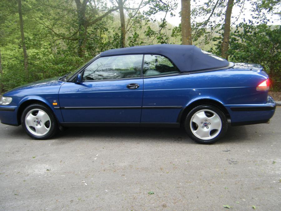 Avis SAAB 9-3 I 2.0i Turbo cabriolet 2000 par saab2000