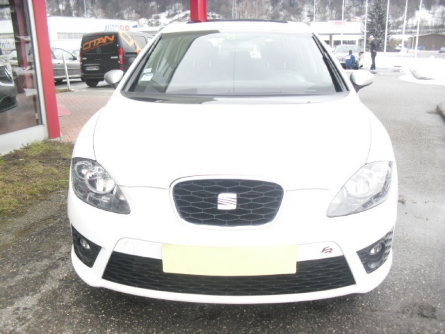 avis seat leon ii 2 0 tdi fap 170 ch berline 2007 par seat. Black Bedroom Furniture Sets. Home Design Ideas