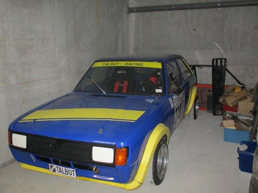 Avis SUNBEAM 1600 compétition 1982 par sumBEAN