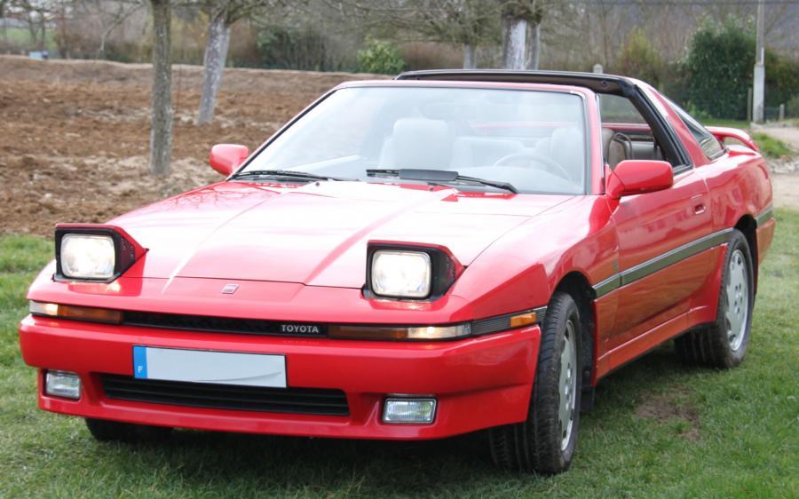 Avis TOYOTA SUPRA MKIII 3.0L 200 Ch targa 1987 par Audiophile76
