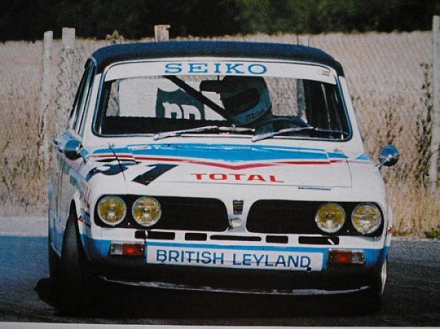 Avis TRIUMPH DOLOMITE Sprint compétition 1975 par dolo