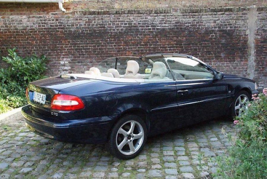 Avis VOLVO C70 I 2.4 Turbo cabriolet 2003 par Eleanore2