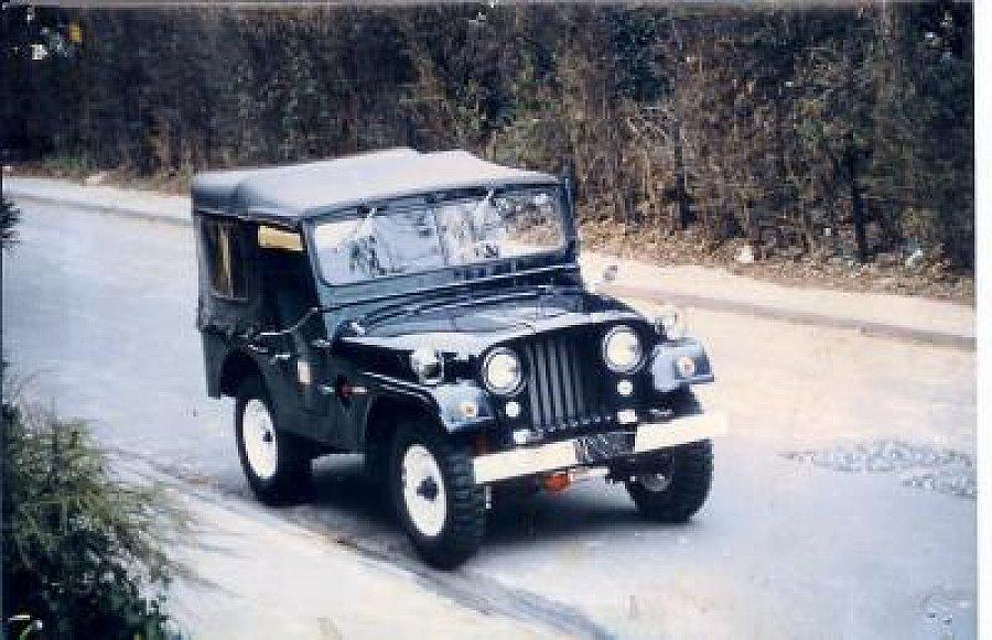 Avis WILLYS JEEP 4x4 1951 par olicam