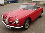 ALFA ROMEO 1900 C Sprint Touring Superleggera coupé 1957