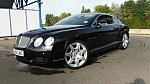 BENTLEY CONTINENTAL GT I W12 coupé 2005