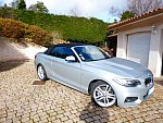 BMW SERIE 2 F23 Cabriolet 220d 190 ch cabriolet 2017