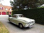 BORGWARD ISABELLA coupé 1960