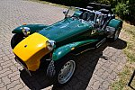 CATERHAM SUPER SEVEN 1700 Supersprint cabriolet 1981