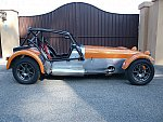 CATERHAM SUPERLIGHT cabriolet 2010