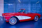 CHEVROLET CORVETTE C1 4.6 Small-block V8 (283ci) cabriolet 1961