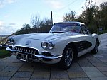 CHEVROLET CORVETTE C1 4.6 Small-block V8 (283ci) cabriolet 1960