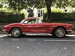 CHEVROLET CORVETTE C1 5.4 Small-block V8 (327ci) cabriolet 1962