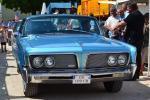 CHRYSLER IMPERIAL berline 1964