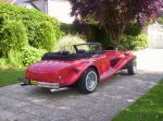 CLENET SERIE III (ASHA) cabriolet 1982