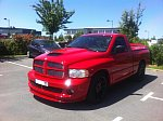 DODGE RAM III pick-up 2005