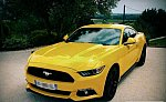 FORD MUSTANG VI (2015) EcoBoost 2.3 317 ch coupé 2016